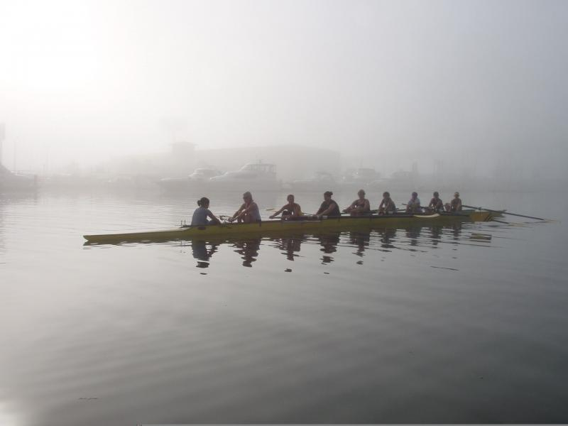 Chatham Area Rowing AM League Program, Savannah Rowing, SCAD CREW